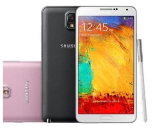 galaxy note 3 back