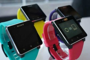 smartwatch color