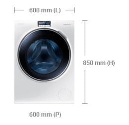 taille-samsung-ww9000-dimensions