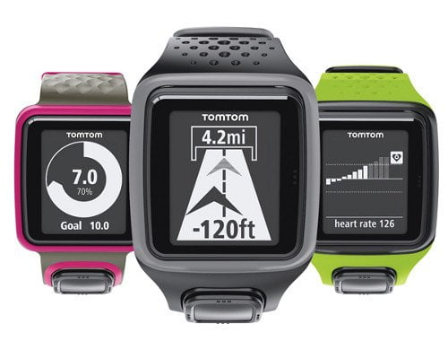 TomTom-GPS-Watches 1