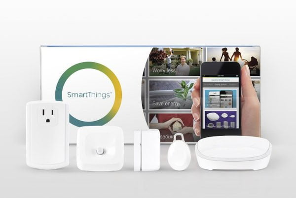 smartthings-product-range
