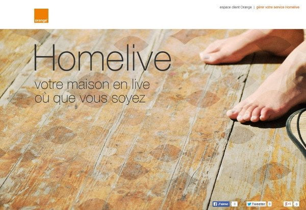 orange-homelive