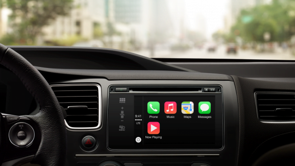 CarPlay d'Apple