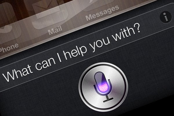 Siri-voice-command