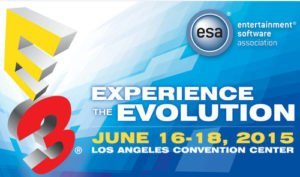 E3 - 16 au 18 Juin 2015 - Los Angeles @ Convention Center | Los Angeles | California | États-Unis