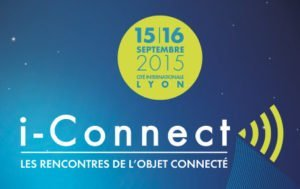 i-Connect - 15/16 Septembre 2015 - Lyon @ Cité Internationale | Lyon | Rhône-Alpes | France