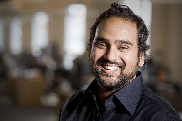 Hosain Rahman, CEO de Jawbone (credit : wired)