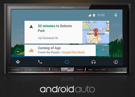 android-auto-demo