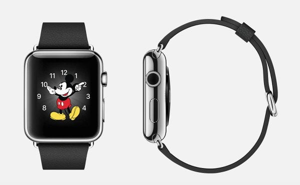 apple-watch-black-leather-band-classic-buckle-stainless-steel-retina-display