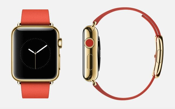apple-watch-bright-red-leather-band-18-karat-yellow-gold-buckle-edition-retina-display