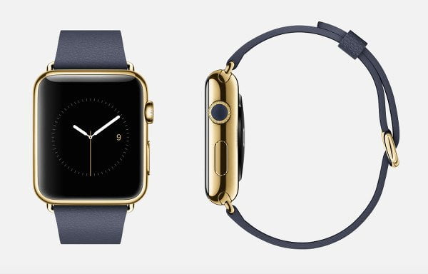 apple-watch-midnight-blue-leather-band-18-karat-yellow-gold-buckle-retina-display