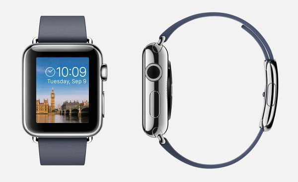 apple-watch-midnight-blue-leather-band-stainless-steel-buckle-retina-display