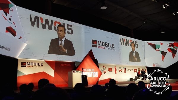 renaut-nissan-carlos-ghosn-mobile-world-congress