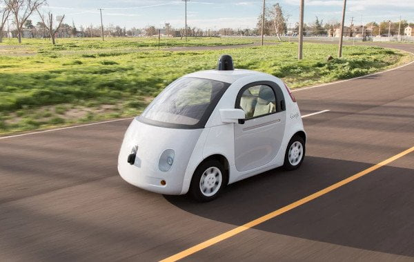 google-car-california