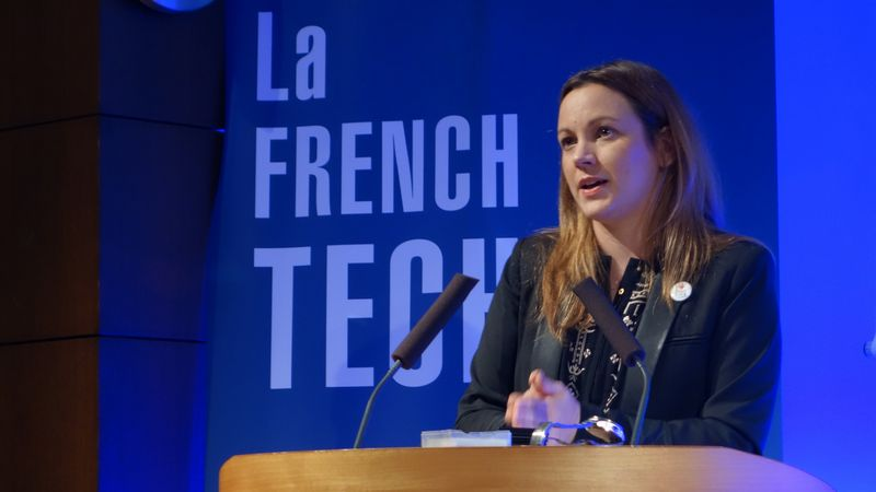 Axelle-Lemaire-lafrenchtech-credit-zdnet