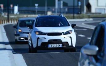 vedecom route voiture autonome