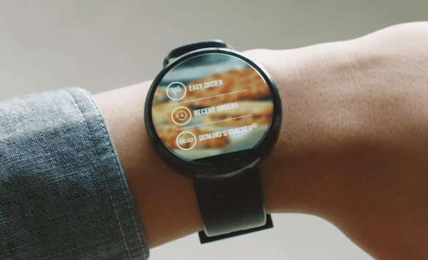 dominos-smartwatch
