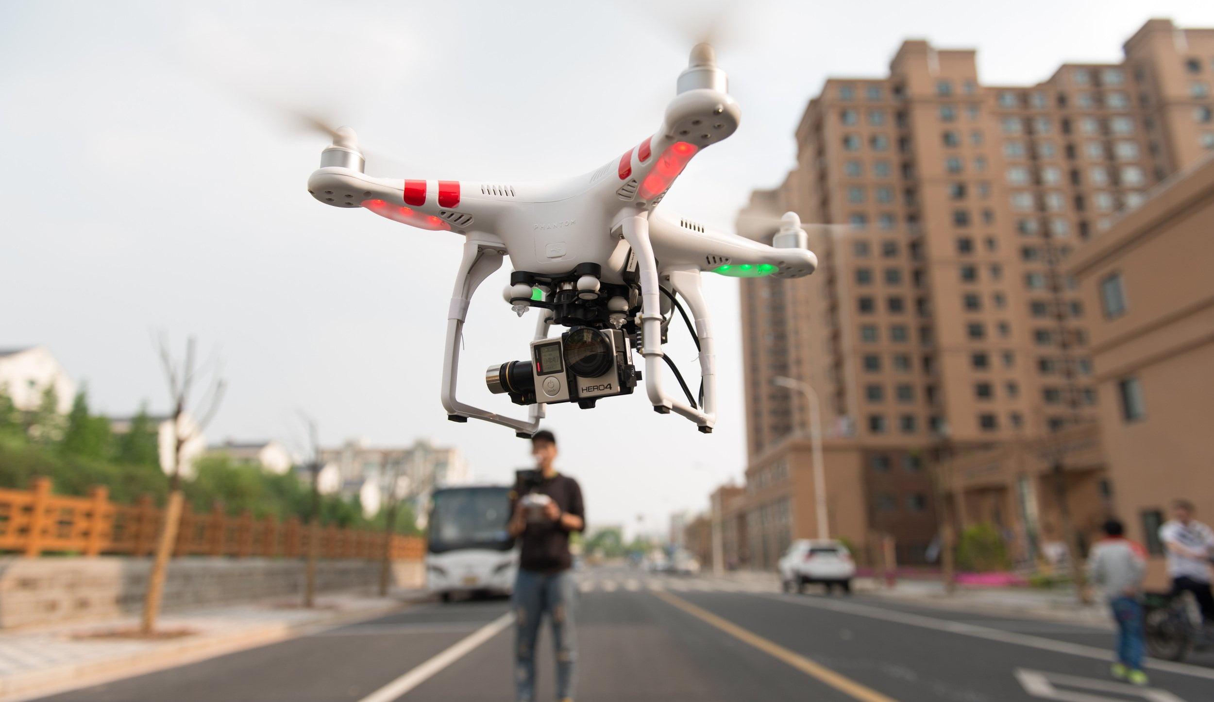 Voici 20 choses incroyables à faire avec un drone !
