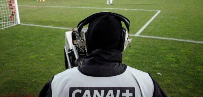 canalplus football cameraman