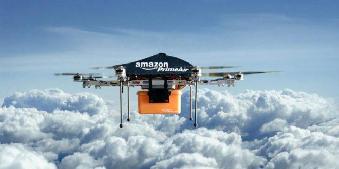 usage drone livraison