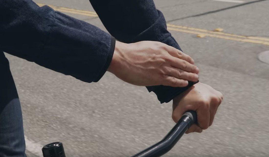 Commuter Trucker, la veste connectée de Levi's et Google Jacquard