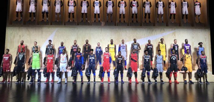 Nike présente son maillot Statement NBA