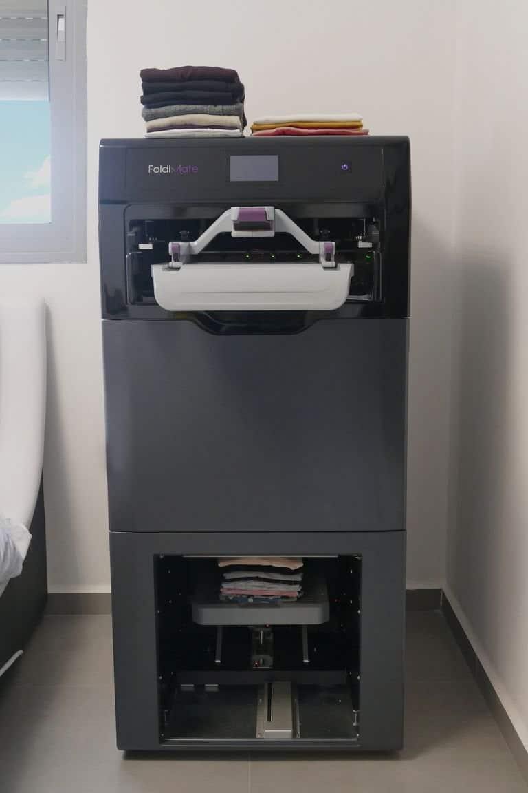 Machine Plier Linge Innovante Foldimate