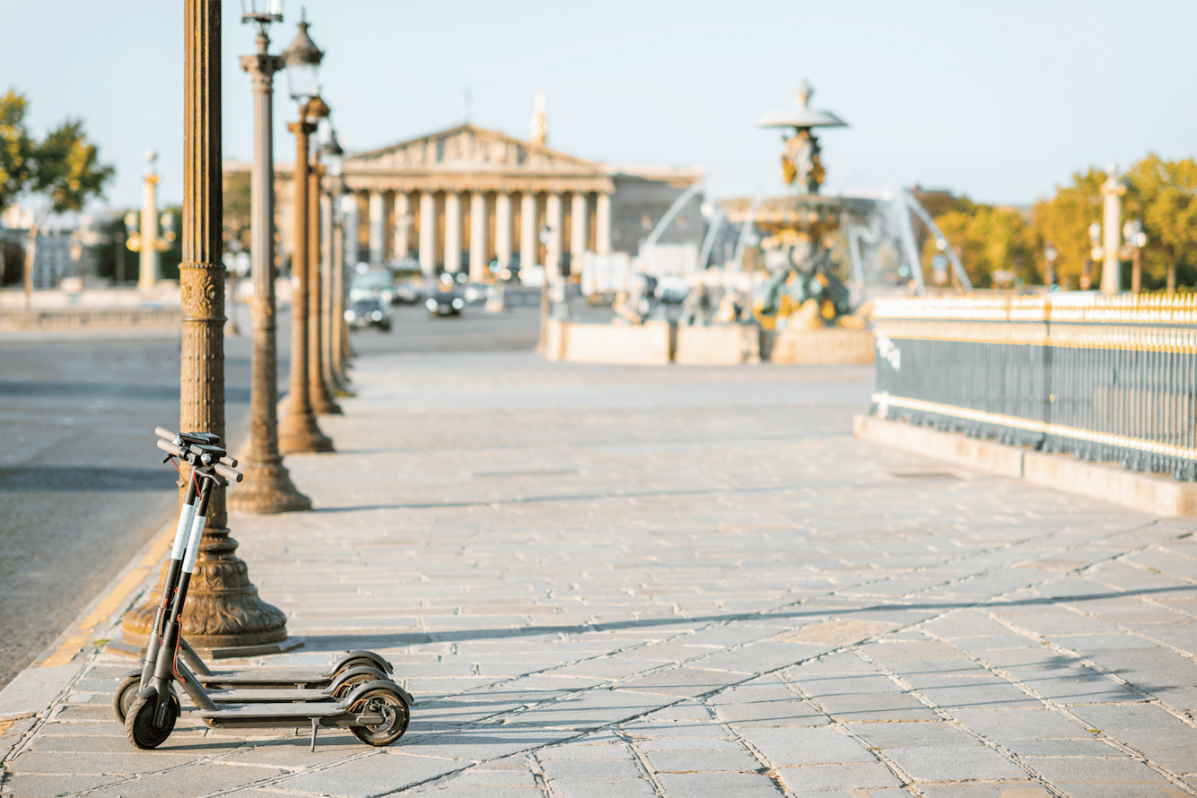 Tout savoir sur les Trottinettes Électriques en Libre Service à Paris