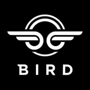 Trottinette Electrique Bird Paris Logo