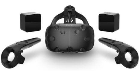 HTC Vive casque VR haut de gamme 2019