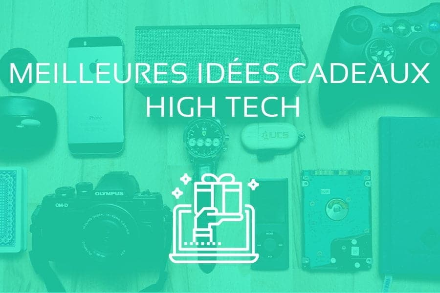 Idée Cadeau : +100 Meilleurs Cadeaux High-Tech 2021