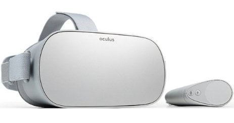 Oculus go meilleur casque VR 2019