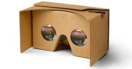 cardboard google 2019 casque vr le moins cher