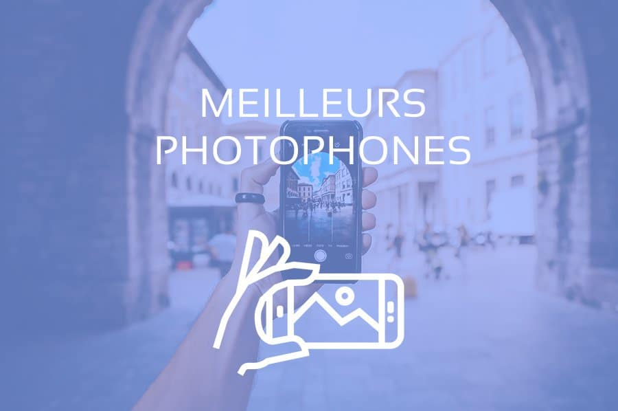 photophone meilleur smartphone photo
