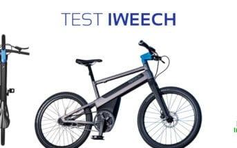 test iweech velo electrique