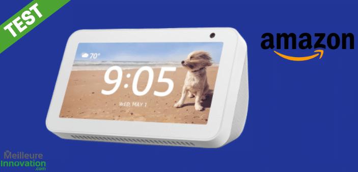 Test de l'écran connecté Amazon Echo Show 5