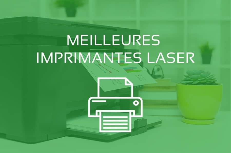 Comparatif des Meilleures Imprimantes Laser 2021