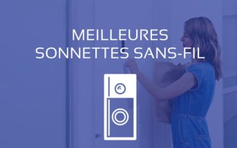 comparatif meilleure sonnette video connectee