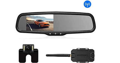 dashcam retroviseur auto vox