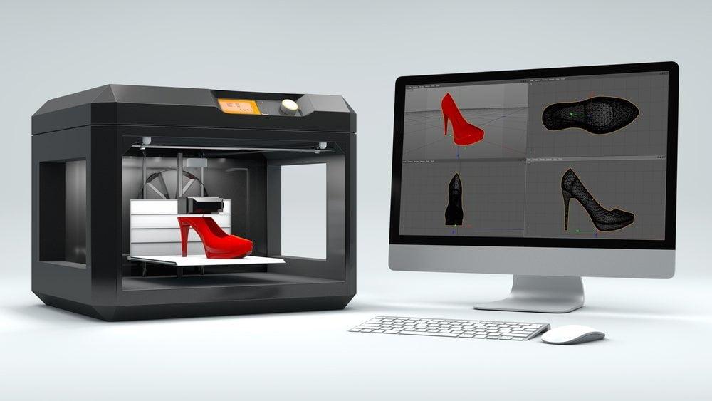 L'impression 3D à la conquête de l'industrie de la mode