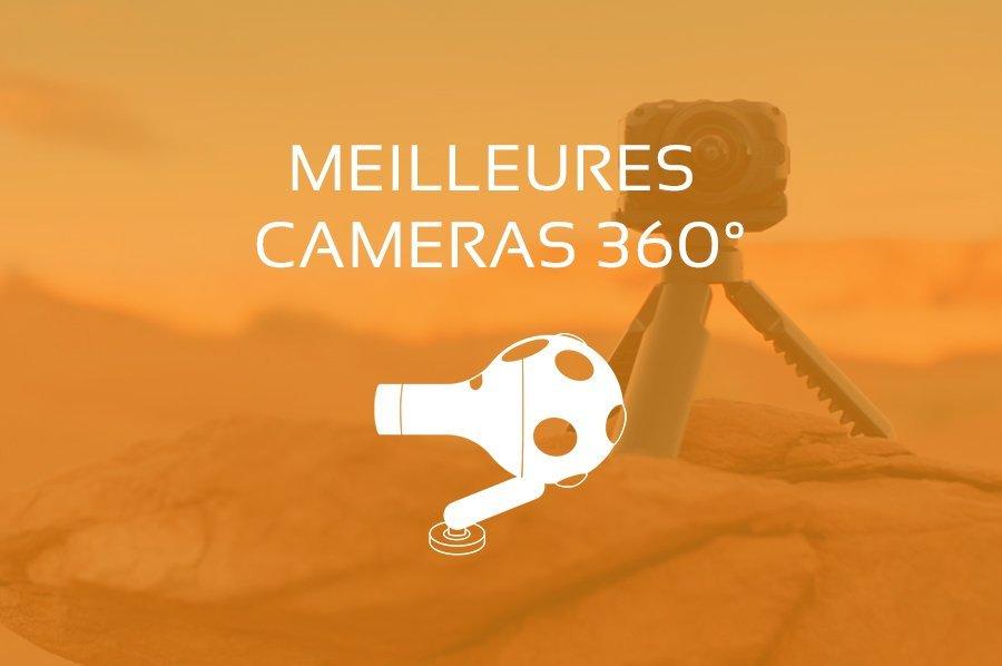 Caméra 360° : Comparatif des Meilleures Caméras 360 Degrés 2021