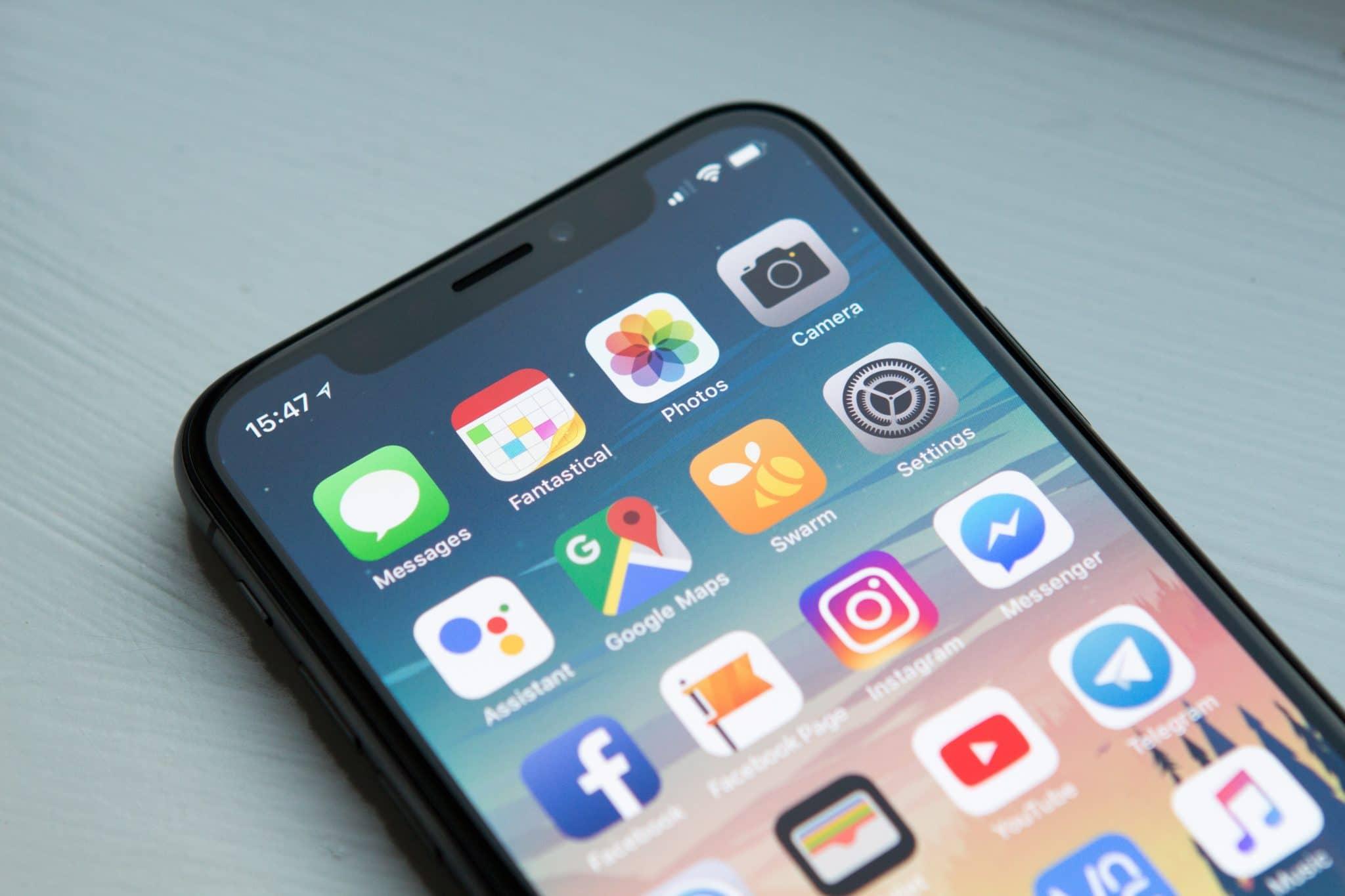 Apple : la fin des applications par défaut sur l'écran d'accueil de iOS 14 ?