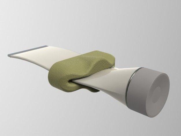 dentifrice imprime 3D