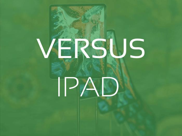 Comparatif iPad : quel iPad choisir ? Versus des tablettes tactiles Apple