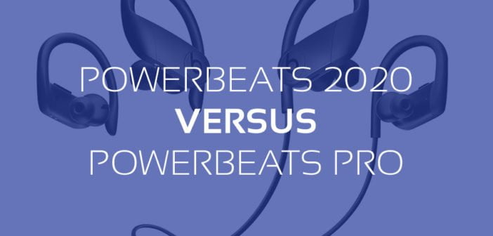 Powerbeats 4 2020 versus Powerbeats Pro