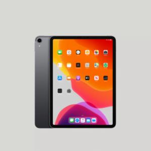 iPad Pro 11 2018 tablette tactile puissante pour professionnels