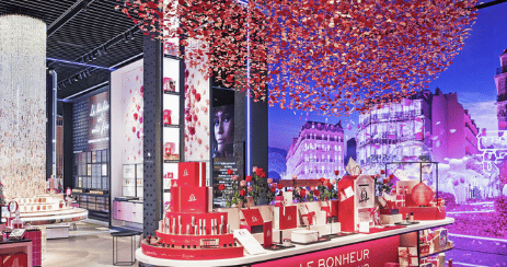 Lancome Champs-Elysees flagship store