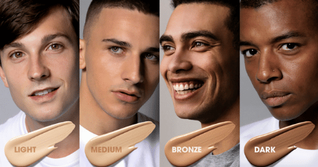 Shakeup Cosmetics soins pour hommes