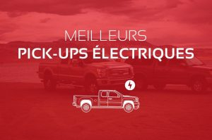 comparatif meilleur pickup electrique