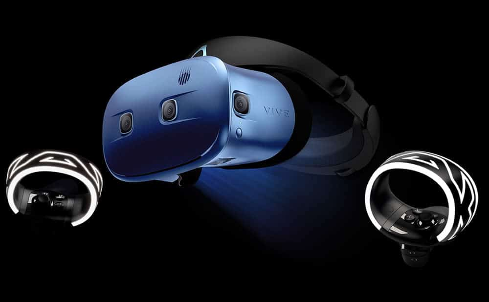 HTC Vive Cosmos Play Elite comparatif différences